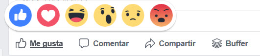 Emoticonos Facebook