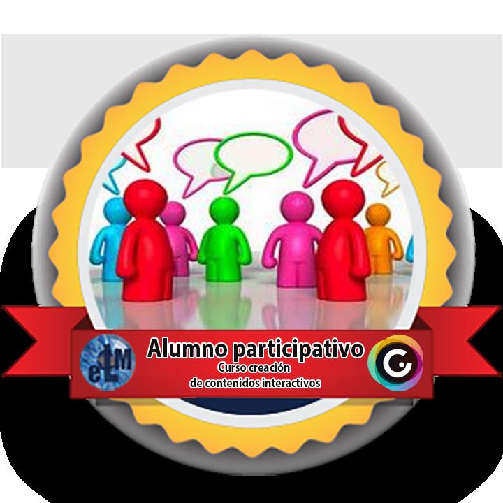 Alumno participativo Genially