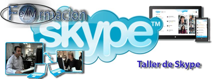 Taller de Skype