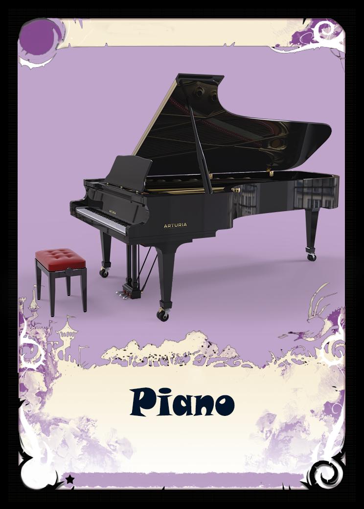 Carta piano